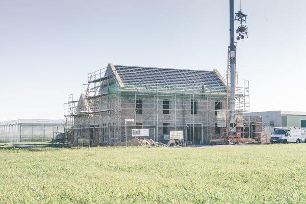 Einfamilienhaus mit Einliegerwohnung in Bocket