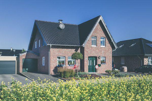 Einfamilienhaus in Bocket
