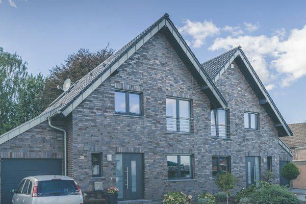 Doppelhaus in Erkelenz